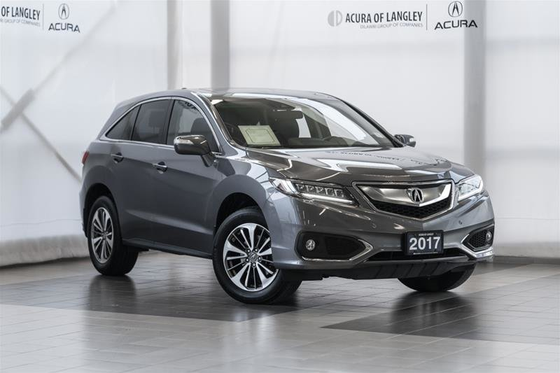 2017 Acura RDX Elite at in Langley, British Columbia - w940px