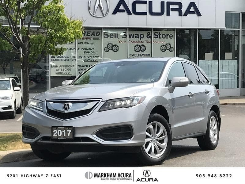2017 Acura RDX At in Markham, Ontario - w940px