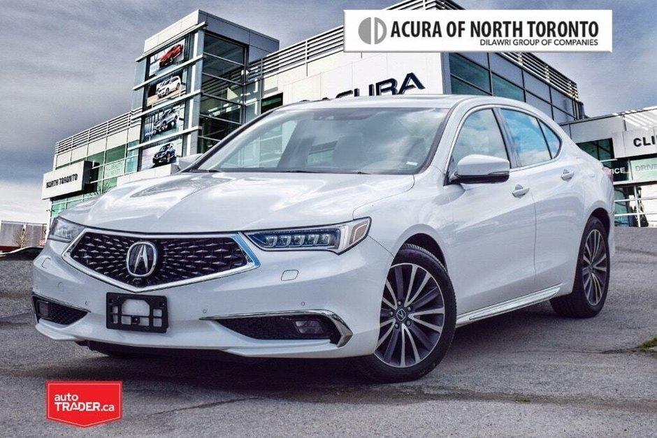 2018 Acura TLX 3.5L SH-AWD w/Elite Pkg in Thornhill, Ontario - w940px