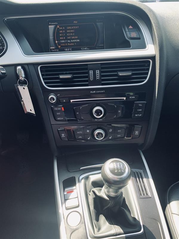 2016 Audi A4 2.0T Komfort plus quattro 6sp in Regina, Saskatchewan - w940px