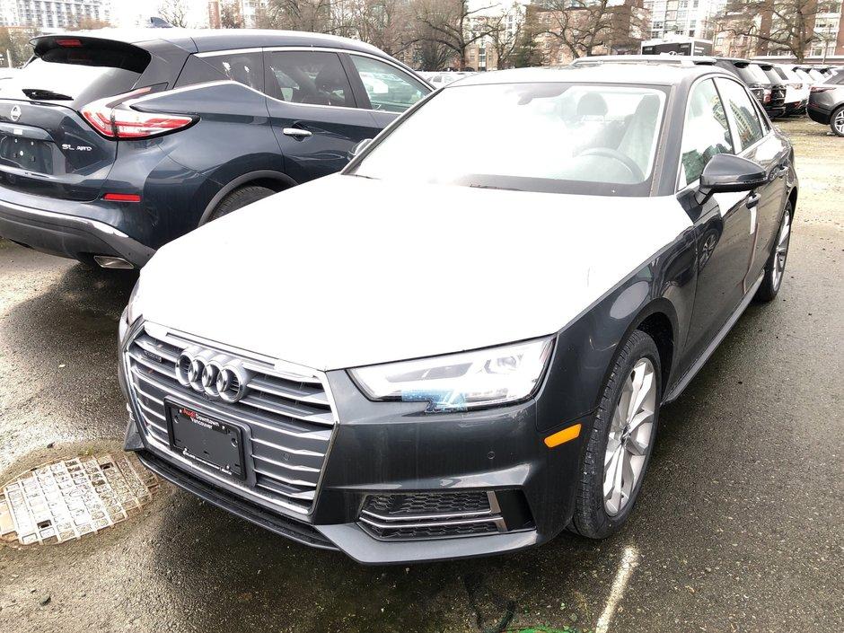 Audi Downtown Vancouver | 2018 Audi A4 2 0T Progressiv