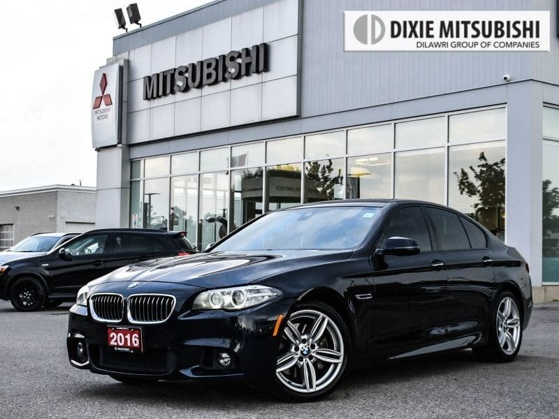 2016 BMW 535d xDrive 535d xDrive in Mississauga, Ontario - w940px