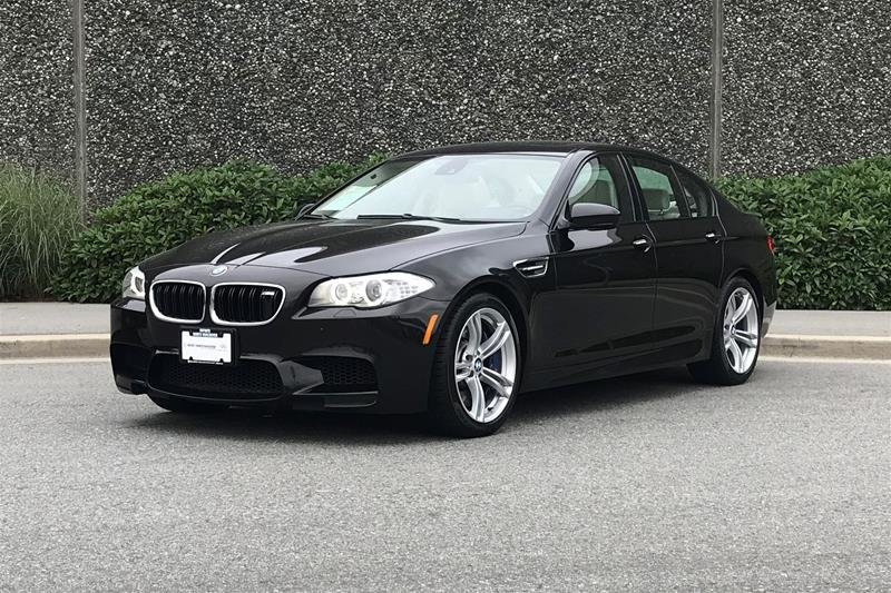 2012 BMW M5 in North Vancouver, British Columbia - w940px