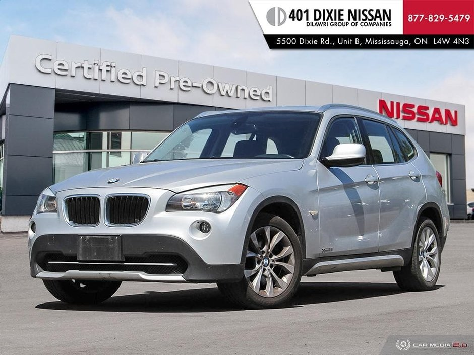 2012 BMW X1 XDrive28i in Mississauga, Ontario - w940px
