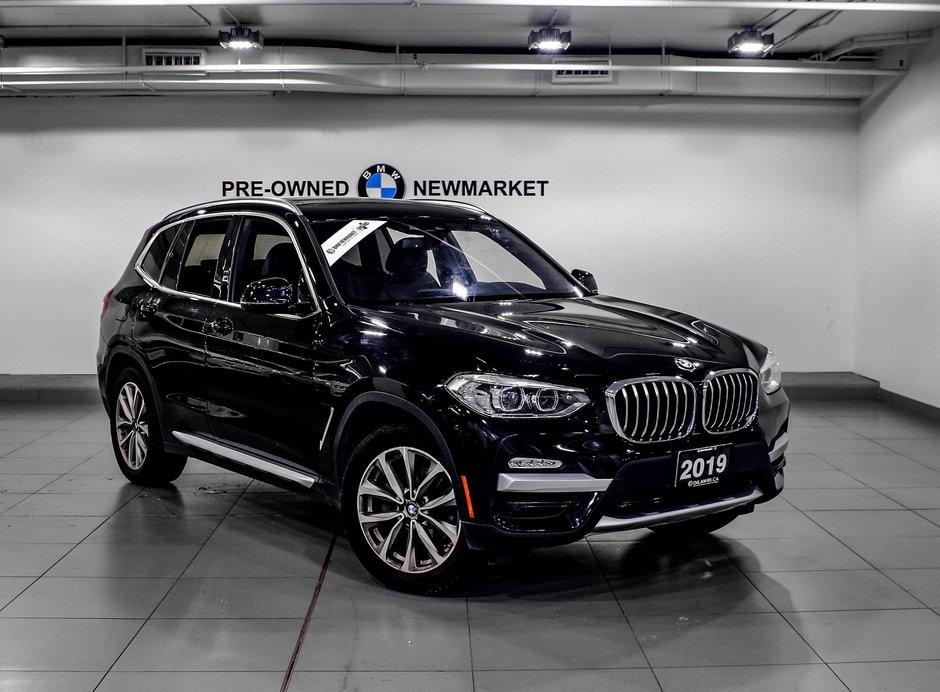 BMW Newmarket   2019 BMW X3 XDrive30i   #P3672