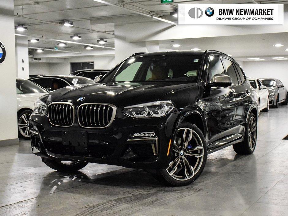 BMW Newmarket   2019 BMW X3 M40i   #19-0048