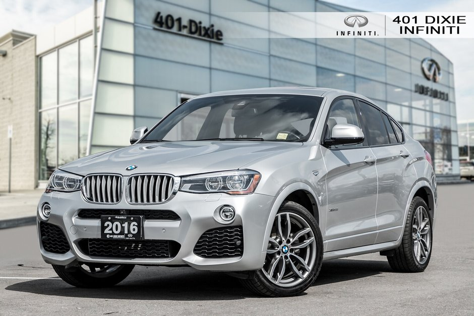 2016 BMW X4 XDrive35i in Mississauga, Ontario - w940px