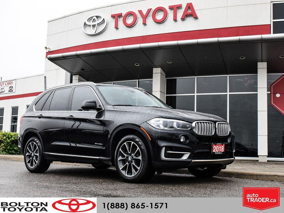 2018 BMW X5 XDrive35d in Bolton, Ontario - w940px