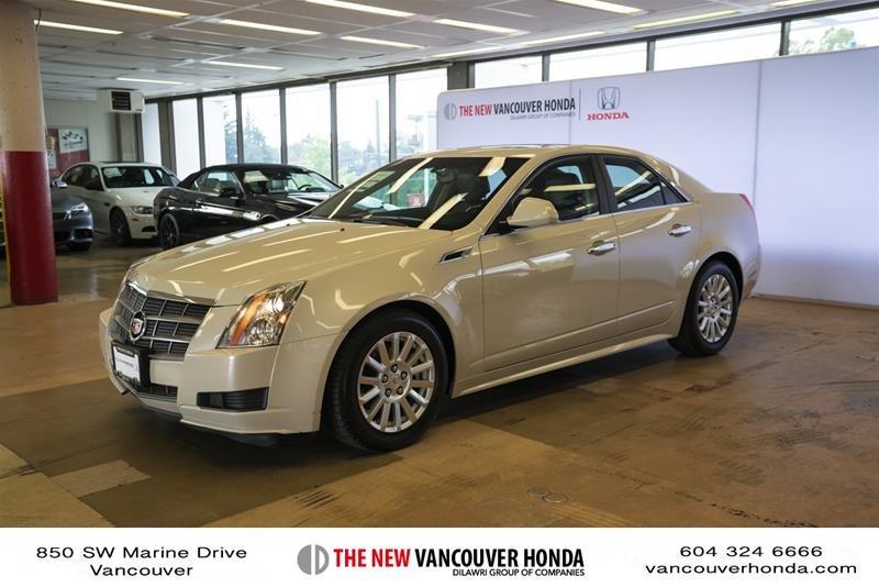 2011 Cadillac CTS Sedan 3.0L SIDI in Vancouver, British Columbia - w940px