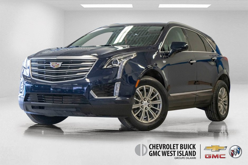 2017 Cadillac XT5 Luxury ** TOIT PANO ** AWD ** in Dollard-des-Ormeaux, Quebec - w940px