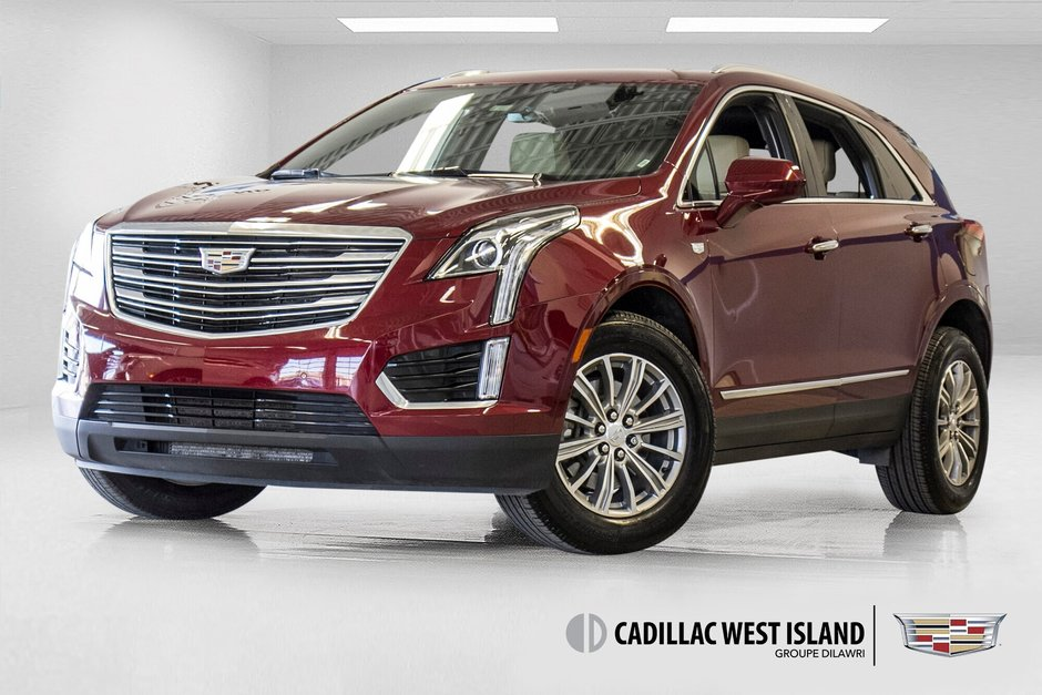 2017 Cadillac XT5 Luxury ** NAVIGATION ** AWD ** 3.99% 60 MOIS ** in Dollard-des-Ormeaux, Quebec - w940px