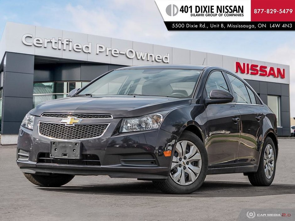 2014 Chevrolet Cruze 1LT in Mississauga, Ontario - w940px