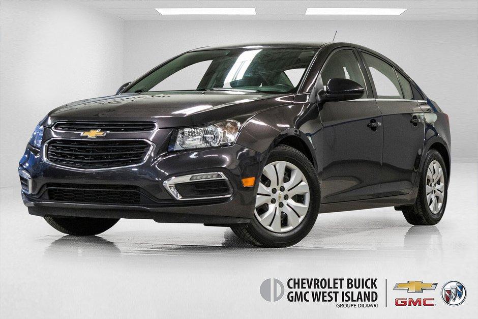 2015 Chevrolet Cruze LT  **GROUPE ELECTRIQUE ** CAMERA ** in Dollard-des-Ormeaux, Quebec - w940px