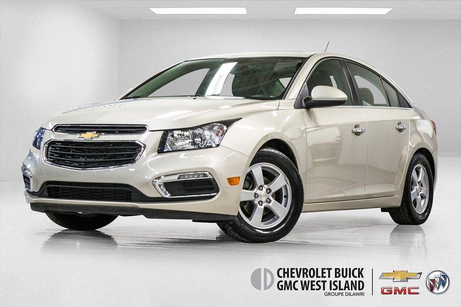 2016 Chevrolet Cruze 2LT ** CUIR ** TOIT ** CAMERA ** in Dollard-des-Ormeaux, Quebec - w940px