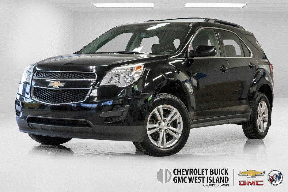 Cadillac West Island 2015 Chevrolet Equinox Lt Camera Awd