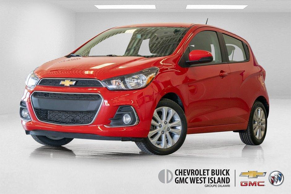 2018 Chevrolet Spark ** AUT ** CAMERA ** in Dollard-des-Ormeaux, Quebec - w940px