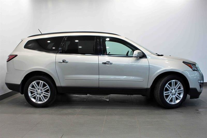 2014 Chevrolet Traverse 1LT AWD in Regina, Saskatchewan - w940px