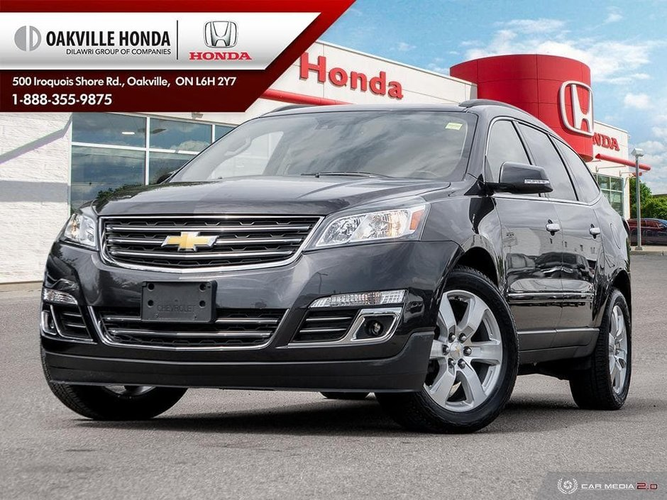 2016 Chevrolet Traverse AWD LTZ in Oakville, Ontario - w940px
