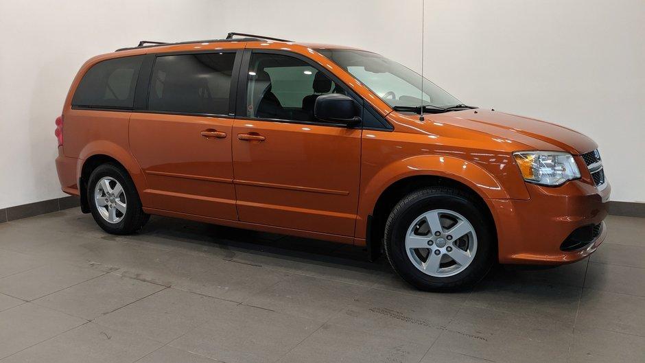 2011 Dodge Grand Caravan SXT Plus Sto N Go in Regina, Saskatchewan - w940px