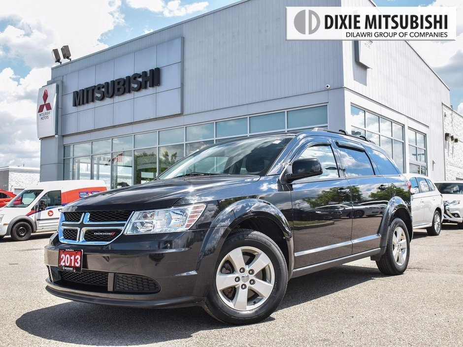 2013 Dodge Journey CVP FWD in Mississauga, Ontario - w940px