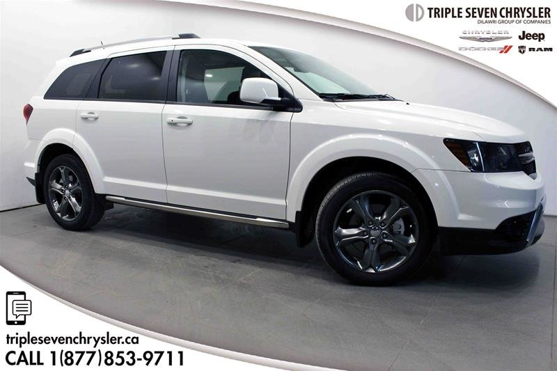 2017 Dodge Journey Crossroad AWD in Regina, Saskatchewan - w940px