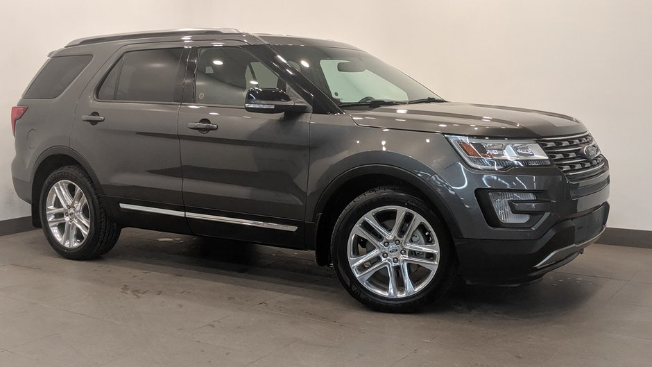 2017 Ford Explorer XLT - 4WD in Regina, Saskatchewan - w940px