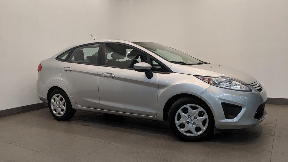 2013 Ford Fiesta S 4D Sedan Automatic, A/C, Low Kms in Regina, Saskatchewan - w940px