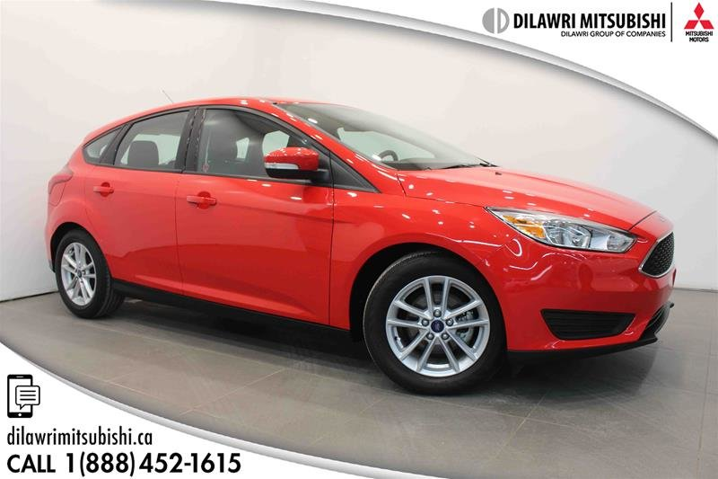 2016 Ford Focus Hatchback SE in Regina, Saskatchewan - w940px