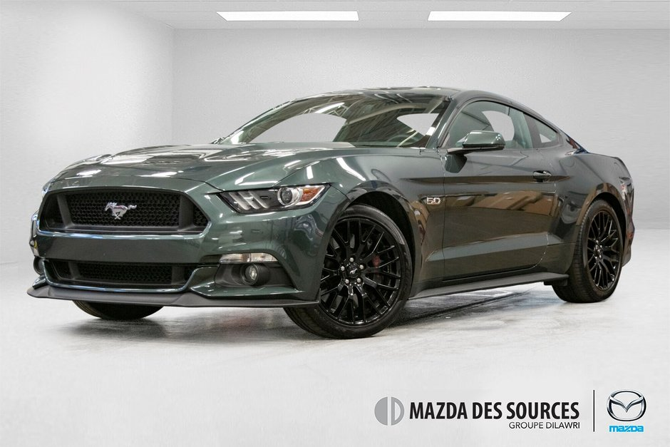 Mazda Des Sources 2015 Ford Mustang Gt Performance Pack Recaro Seats Sync Gps 9x113a