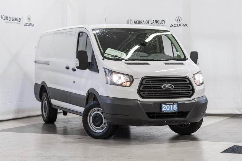 Ford Transit 250 >> 2018 Ford Transit 250 Van 130 Wb Low Roof Sliding Pass Side Cargo