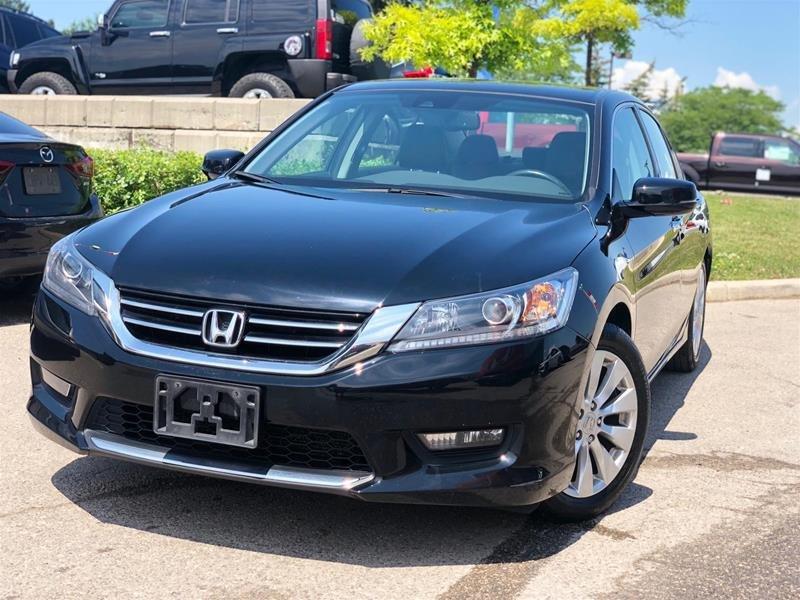 2015 Honda Accord Ex L V6 >> Meadowvale Honda 2015 Honda Accord Sedan Ex L V6 At 13108a