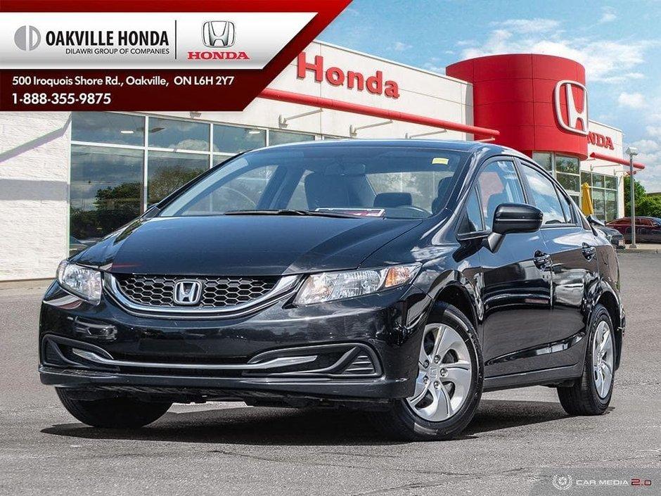 2014 Honda Civic Sedan LX CVT in Oakville, Ontario - w940px