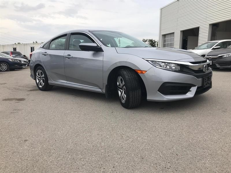 2017 Honda Civic Sedan LX CVT in Mississauga, Ontario - w940px