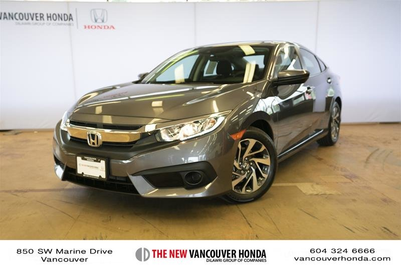 2018 Honda Civic Sedan EX CVT in Vancouver, British Columbia - w940px