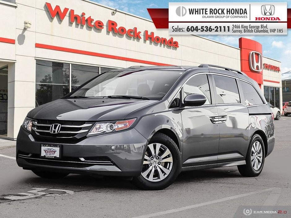 Owners Honda Com >> 2016 Honda Odyssey Ex L Local Car One Owner Leather Seats Rear Entertainment System