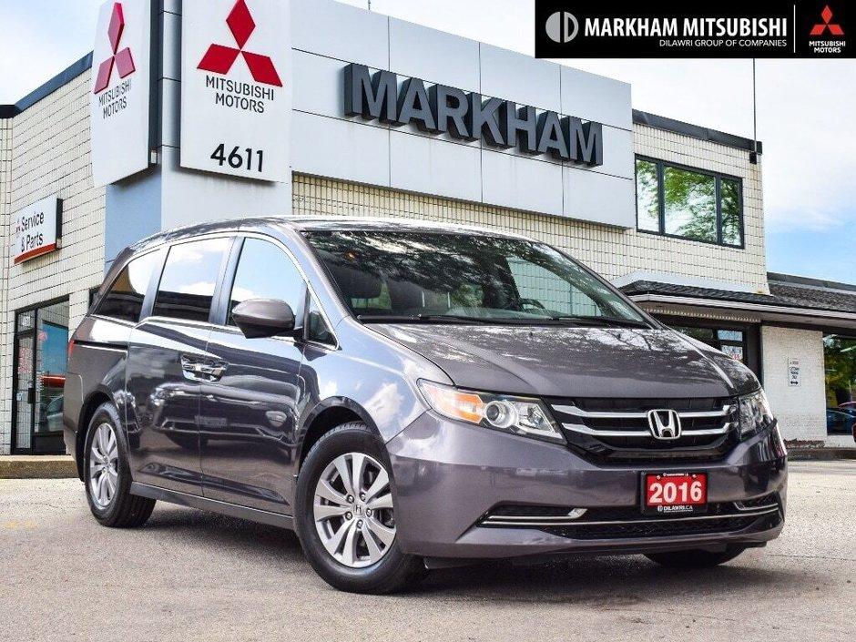 2016 Honda Odyssey EX in Markham, Ontario - w940px