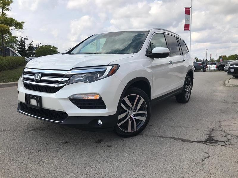 2017 Honda Pilot V6 Touring 9AT AWD in Mississauga, Ontario - w940px