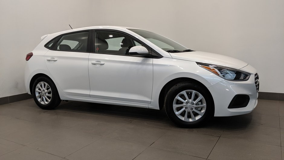 2019 Hyundai Accent (5) Preferred at in Regina, Saskatchewan - w940px