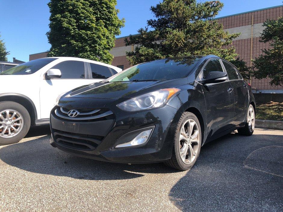 2013 Hyundai Elantra GL at in Markham, Ontario - w940px