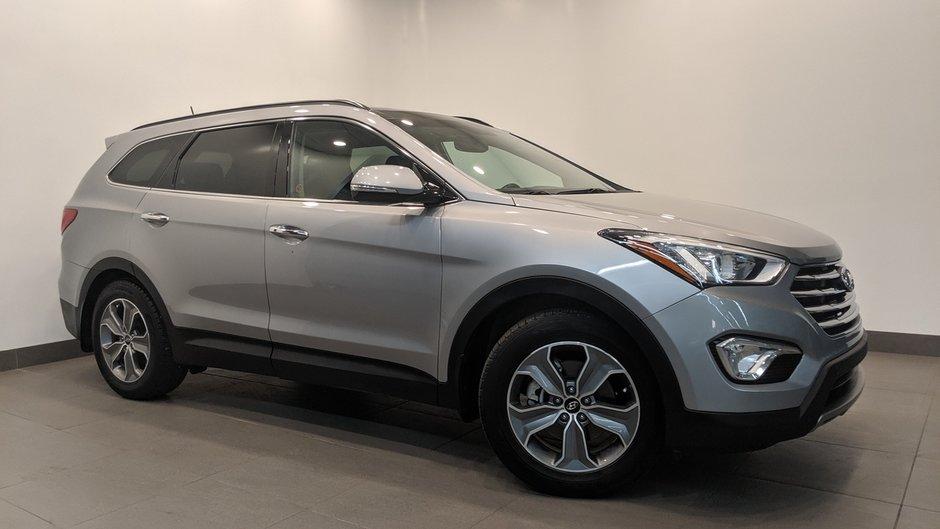 2016 Hyundai Santa Fe XL AWD Luxury 6 Passenger Adventure Edition in Regina, Saskatchewan - w940px
