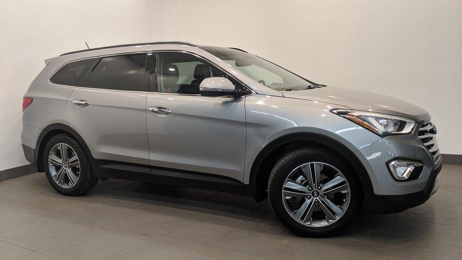 Honda Santa Fe >> Regina Honda 2016 Hyundai Santa Fe Xl Awd Limited