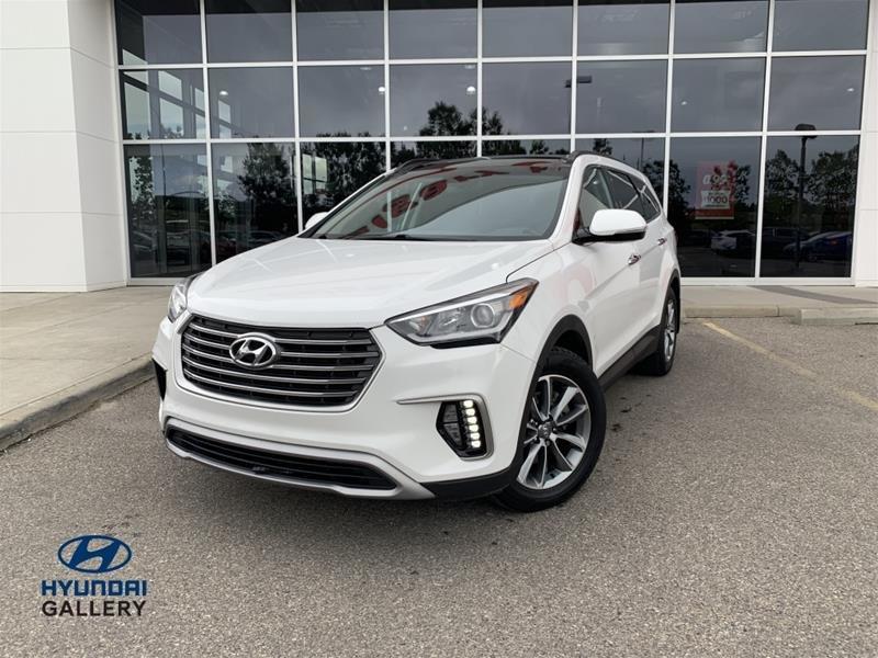Hyundai Gallery 2017 Hyundai Santa Fe Xl Awd Limited 8542a