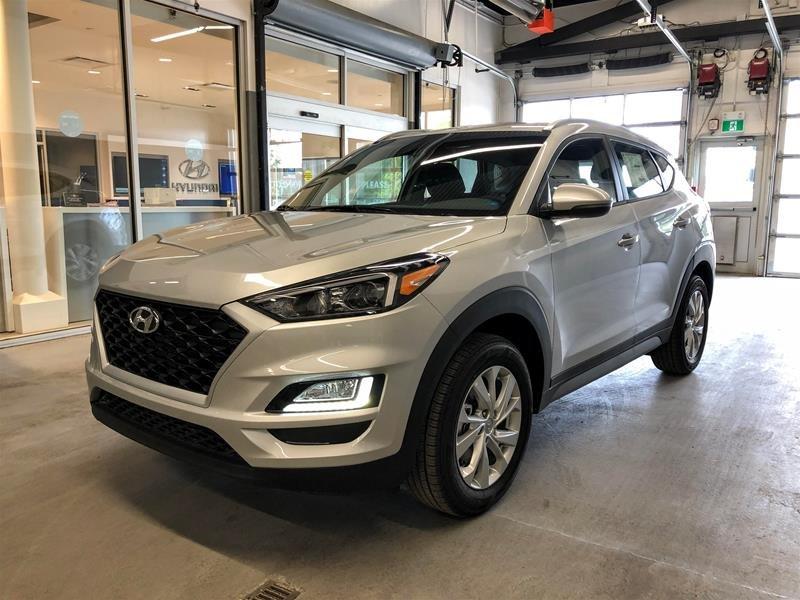 2019 Hyundai Tucson AWD 2.0L Preferred in Regina, Saskatchewan - w940px