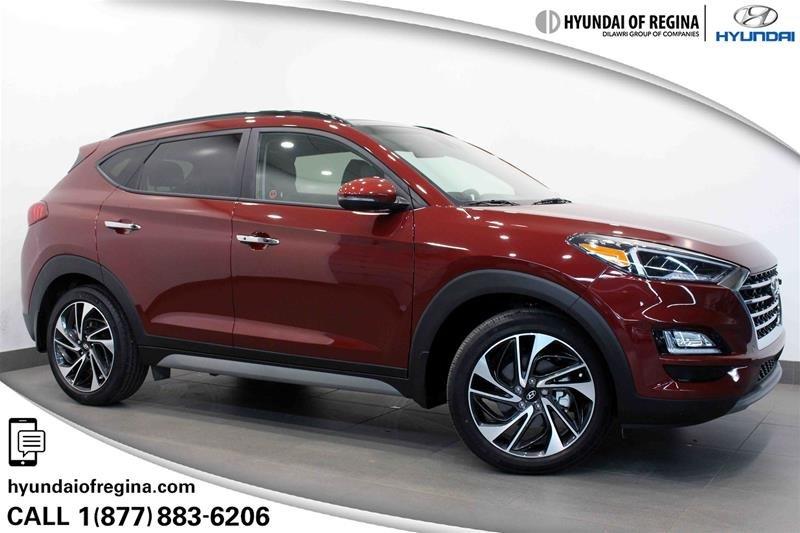 2019 Hyundai Tucson AWD 2.4L Ultimate in Regina, Saskatchewan - w940px