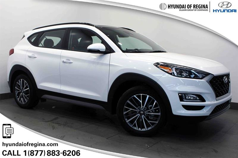 2019 Hyundai Tucson AWD 2.4L Preferred Trend in Regina, Saskatchewan - w940px