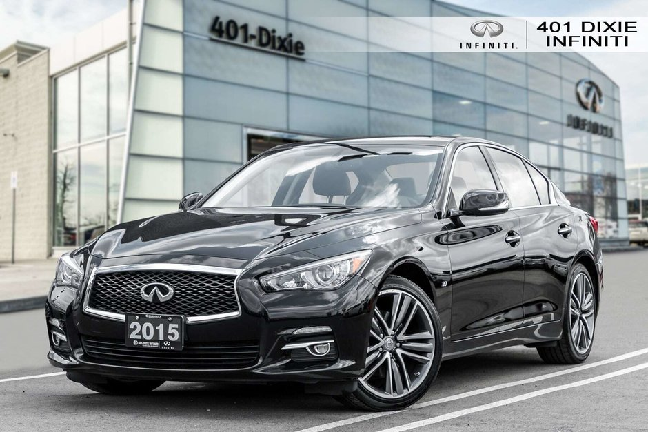 2015 Infiniti Q50 AWD in Mississauga, Ontario - w940px