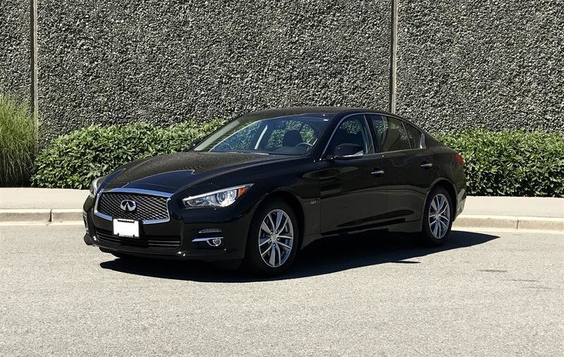 2016 Infiniti Q50 2.0T AWD in North Vancouver, British Columbia - w940px