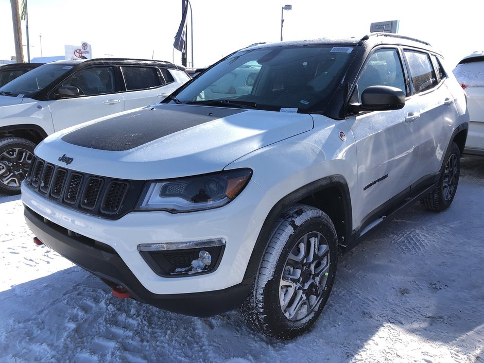 2019 Jeep Compass 4x4 Trailhawk in Regina, Saskatchewan - w940px