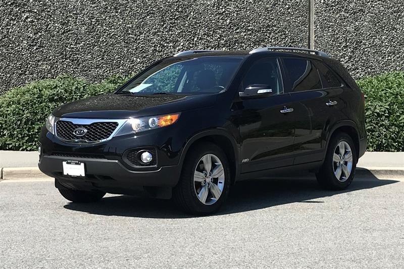 Kia North Vancouver >> North Vancouver Nissan 2012 Kia Sorento 3 5l Ex V6 Awd At