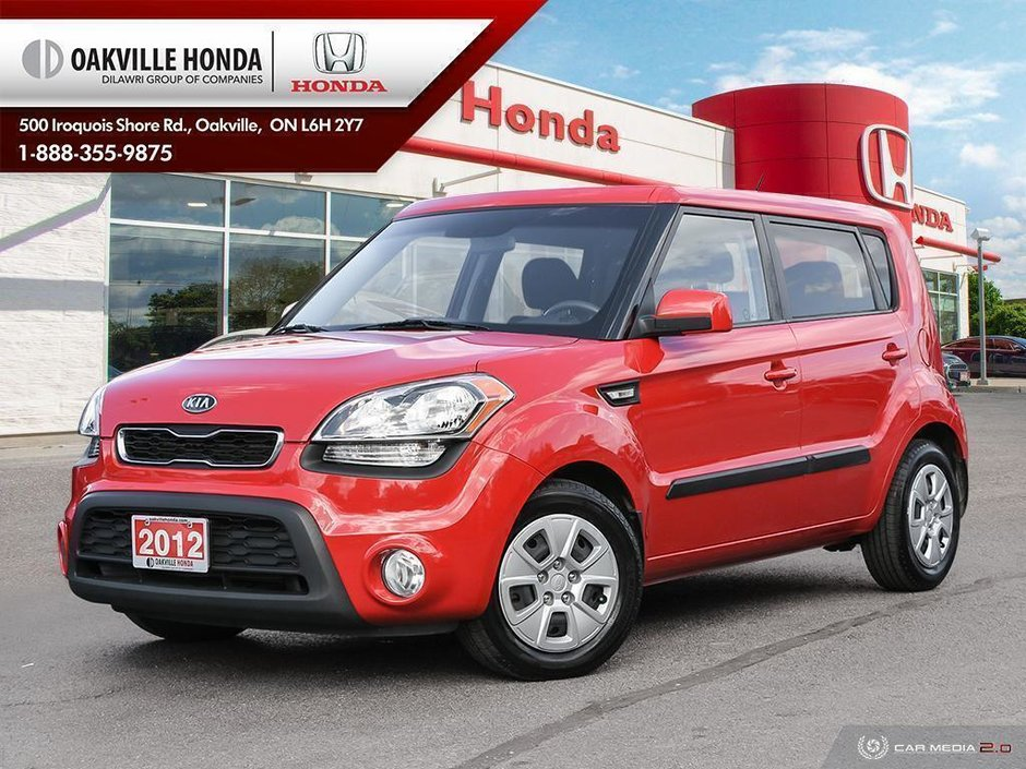 2012 Kia Soul 1.6L at in Oakville, Ontario - w940px
